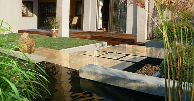 Fynbos Landscapes | Landscaping | Koi Ponds | Natural Swimming Pools