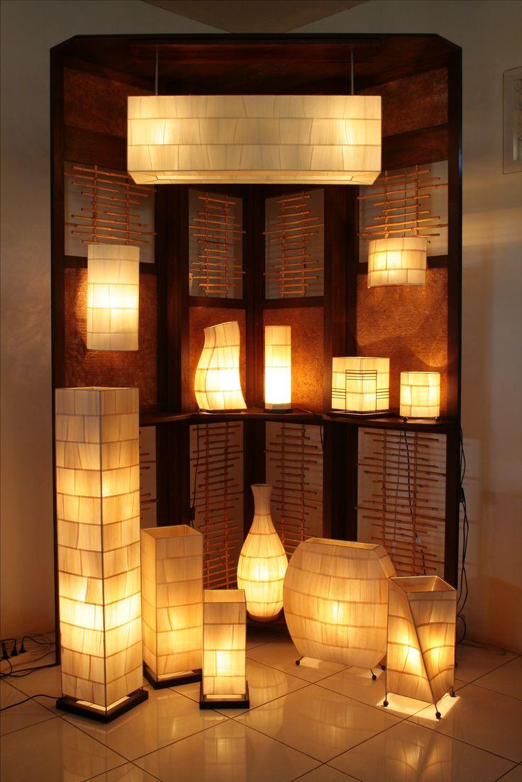 23 best lamp shade collection images on pinterest crafts hand lamp lamps lampshade lampshades lighting furniture handicraft bali aloadofball Gallery