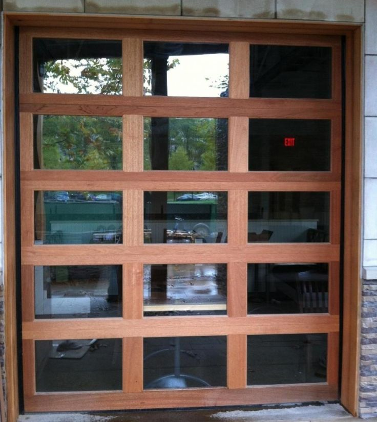 25 Awesome Garage Door Design Ideas: 17 Best Images About Basement And Garage On Pinterest