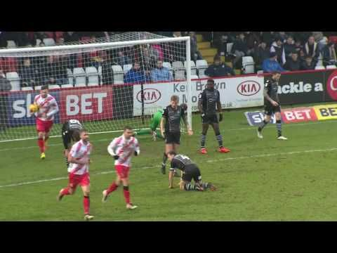 Stevenage Borough FC vs Colchester United - http://www.footballreplay.net/football/2016/12/31/stevenage-borough-fc-vs-colchester-united/