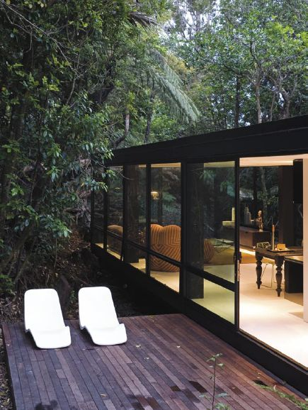 Forest House by Chris Tate, New Zealand
