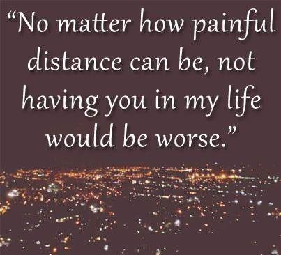 losing feelings in a long distance relationship