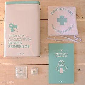 Kit Primeros auxilios para Padres Primerizos