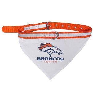 100 cotton bandana with embroidered nfl team logo team color striped nylon webu2026 broncos fansdenver - Denver Bronco Colors