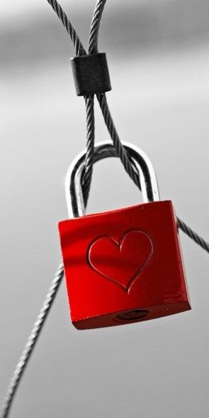 You stole my heart and locked it away