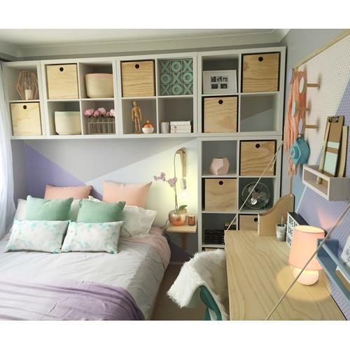 Two kids' room are updated to suit their occupants for years to come. Check out the before and after pictures for inspiration!