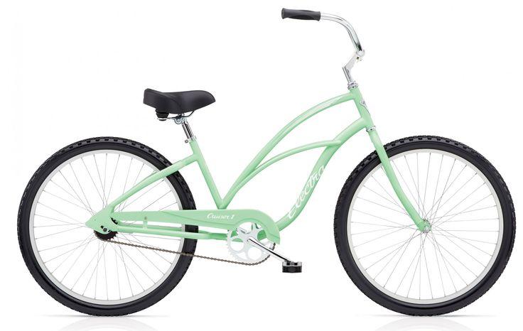 """Детский велосипед Electra Kids Cruiser 24""""green купить, цена"""