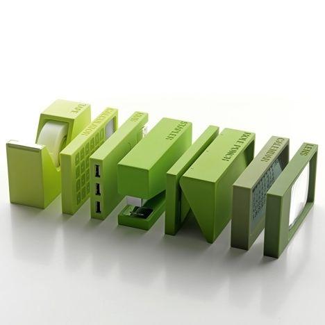 Buro by DesignWright for Lexon