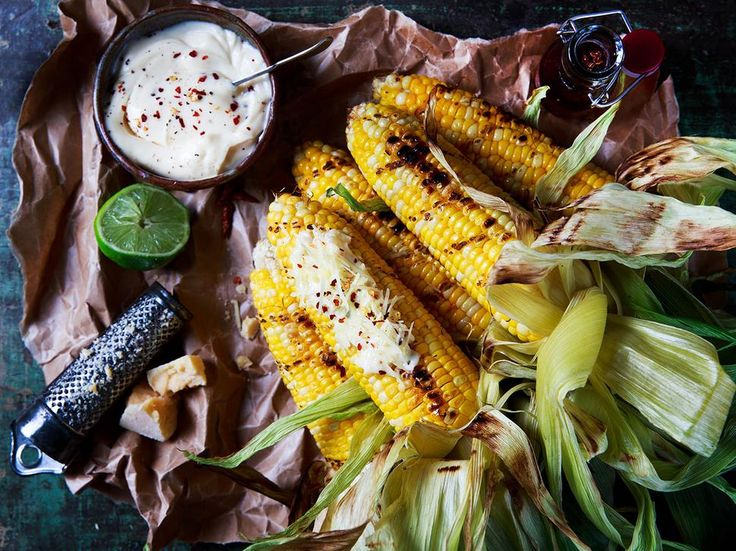 Nici Wickes' Recipe for Spicing up Fresh Corn - Viva