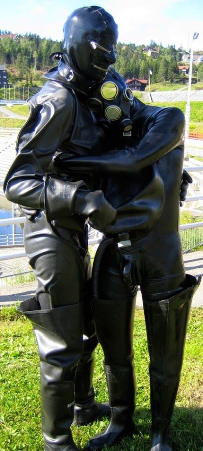 Gay rubber boot stories