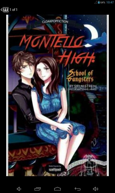 One of the best wattpad story ever ♥♥♥
