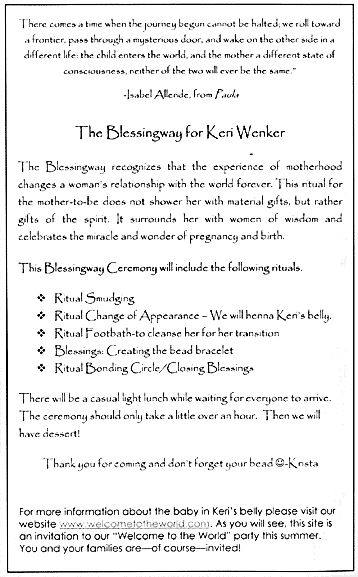76 best images about Blessingway on Pinterest | Births ...