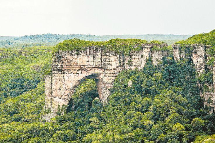 Escudo Guayanés: un mundo perdido en Colombia