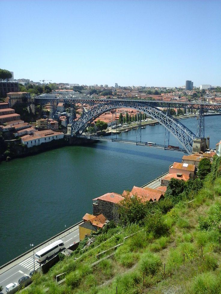 PORTO : Le Douro (PORTUGAL)
