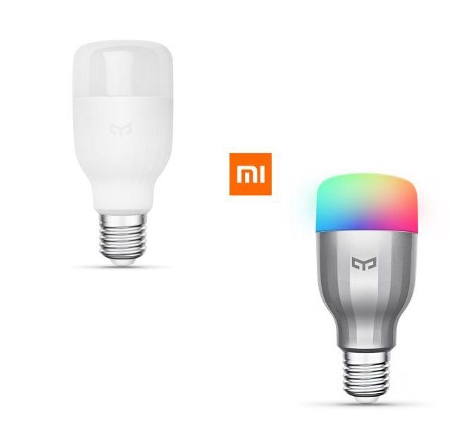 Ampoule WIFI XIAOMI Yeelight RGBW E27 à 16 et WHITE à 10 http://ift.tt/2pmgrr6 Bon Plan - Rosty Les Bons Tuyaux