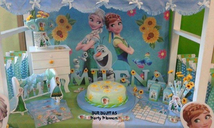 FROZEN FEVER | CatchMyParty.com