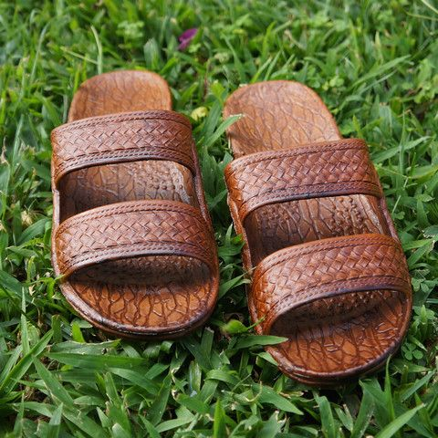 classic brown pali hawaii sandals - The Hawaiian Jesus Sandals (FINALLY ORDERED MINE)