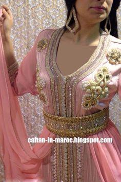 Tendances caftan Marocain 2015 et takchita moderne ou traditionnelle de luxe disponible en vente sur notre boutique caftan pas cher