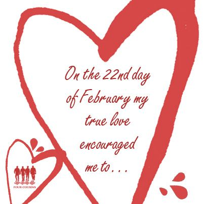 On the 22st day of February... #monthoflove #fclove