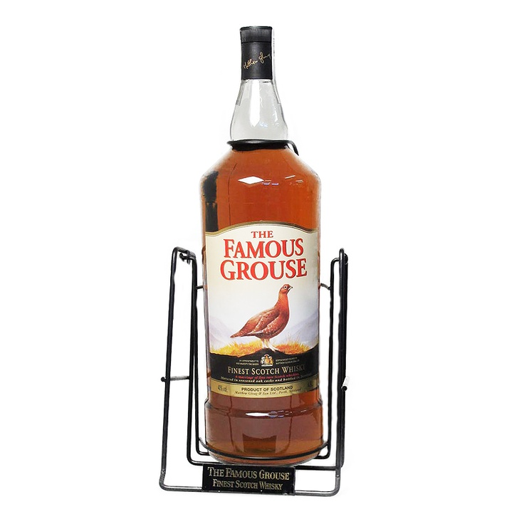 Famous Grouse 40% 4,5L #bottle #bottleshop