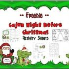 Freebie!!  Cajun version on 'Twas the Night Before Christmas graphic organizers and activities. (There's also a super cute version of the book being read on youtube! :)   Activities include: * Vocabulary matching * Main idea/details * Making Connections * Story Map * Summarizing * Read/Visualize * Problem/Solution * Sequencing * Comparing/Contrasting * ...