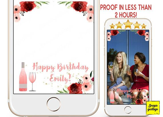 e83a6eaacc0fb09a29e45c784c2cc1c9 - How To Get The Happy Birthday Filter On Snapchat