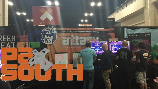 Pax South 2016 Surprise Attack Games Impressions