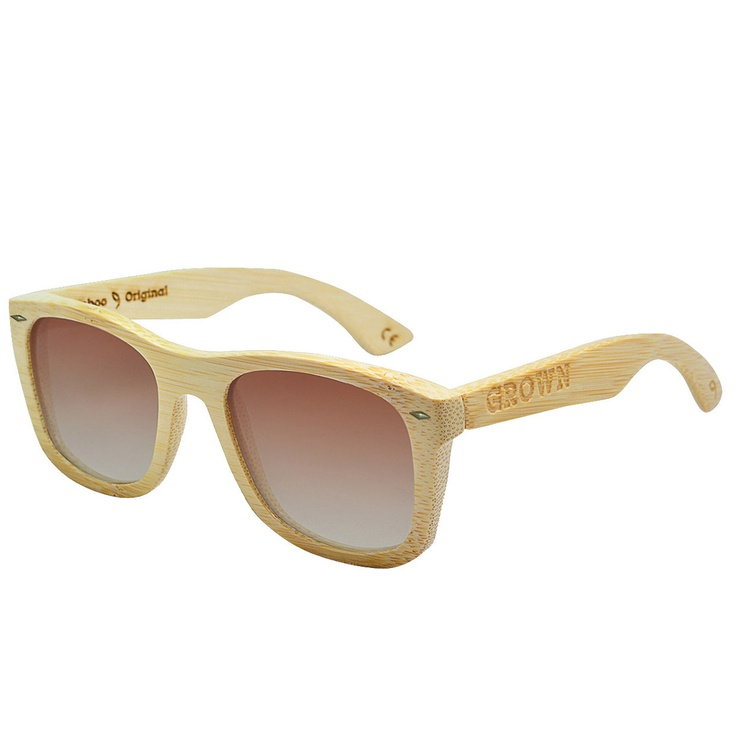 Original Natural Bamboo sunglasses