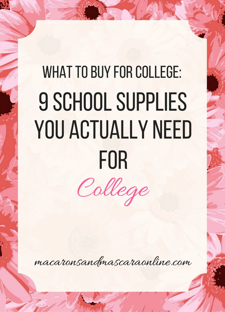 I love back to school season because of all the cute school supplies and the thrill of opening up a fresh pack of colorful gel pens. Can you blame me? But I've always been a chronic over-buyer when it comes… Continue Reading →