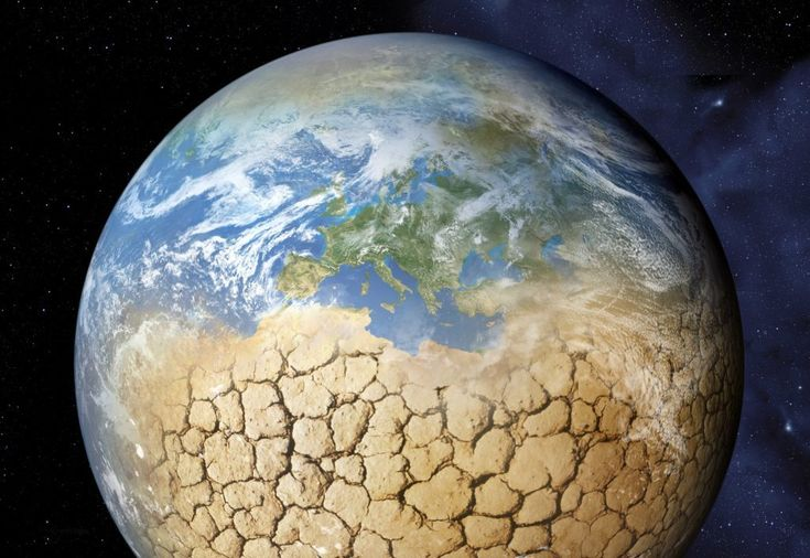 Oh, no! Earth will become a scorched desert wasteland without Paris deal, 'research group' promises. SMH