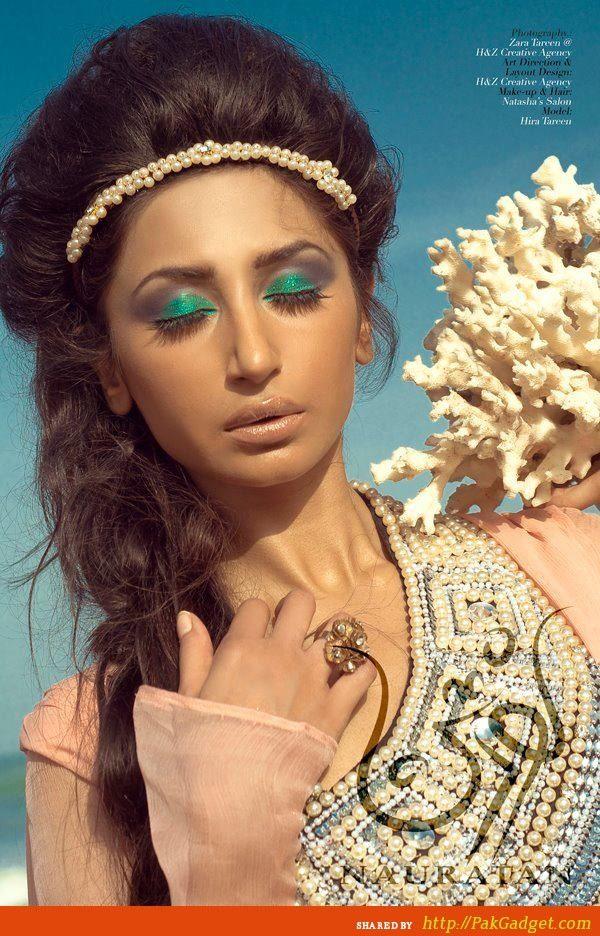 Hira Tareen.- Emerging Pakistani modle.