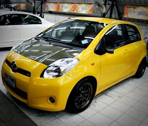 17 Best Images About Toyota Yaris On Pinterest