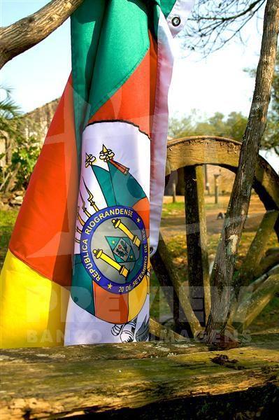 Bandeira do meu País, Estado do Rio Grande do Sul - RS