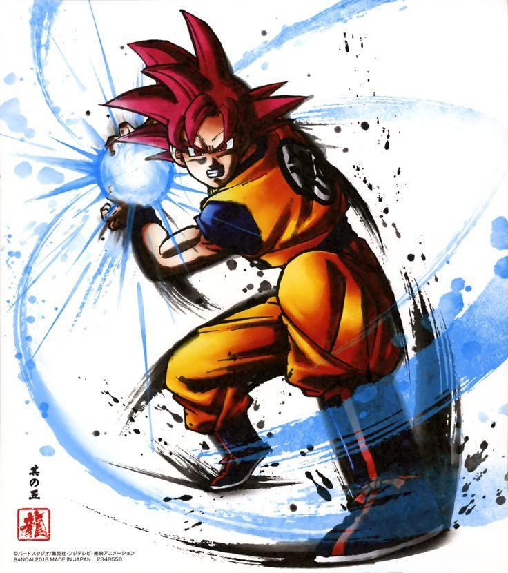 Akira Toriyama, Toei Animation, Dragon Ball, SSG Goku
