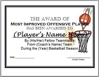 The 25 best basketball awards ideas on pinterest basketball basketball awards certificates 9 different awards yelopaper Gallery