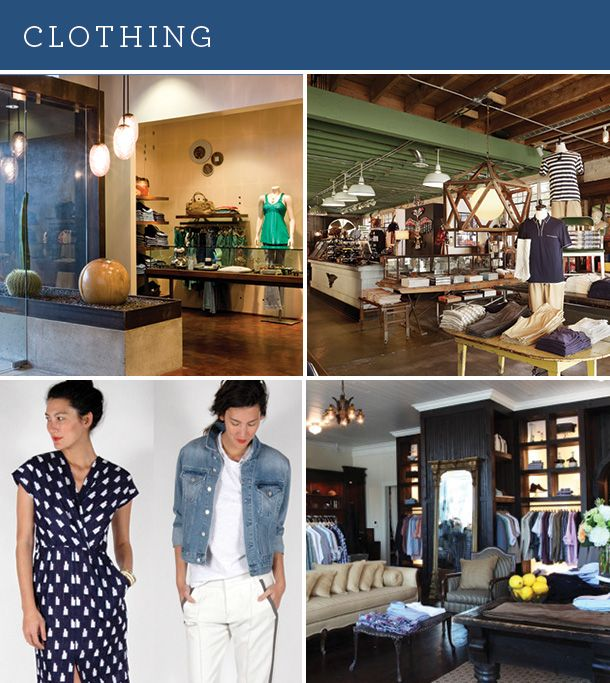 Best clothing stores in austin