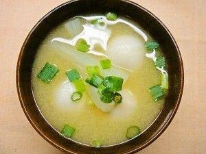 Zupa miso dla zdrowia