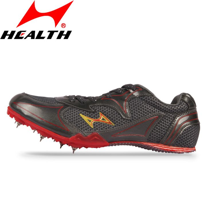 Health track and field for men spike running spikes sprint kids student training nail sports mens running shoes sneakers