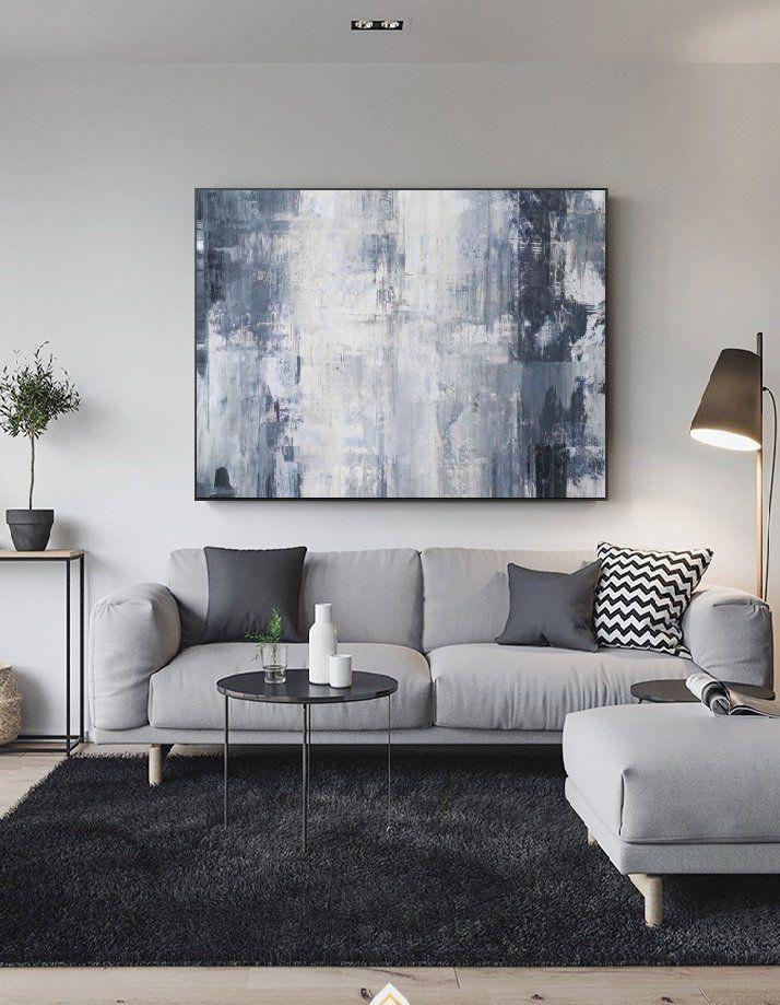 Walldecor Apartment Living Room Design Modern Apartment Living Room White Wall Decor