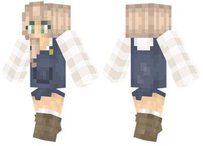 Overalls skin for Minecraft PE - http://minecraftpedownload.com/overalls/