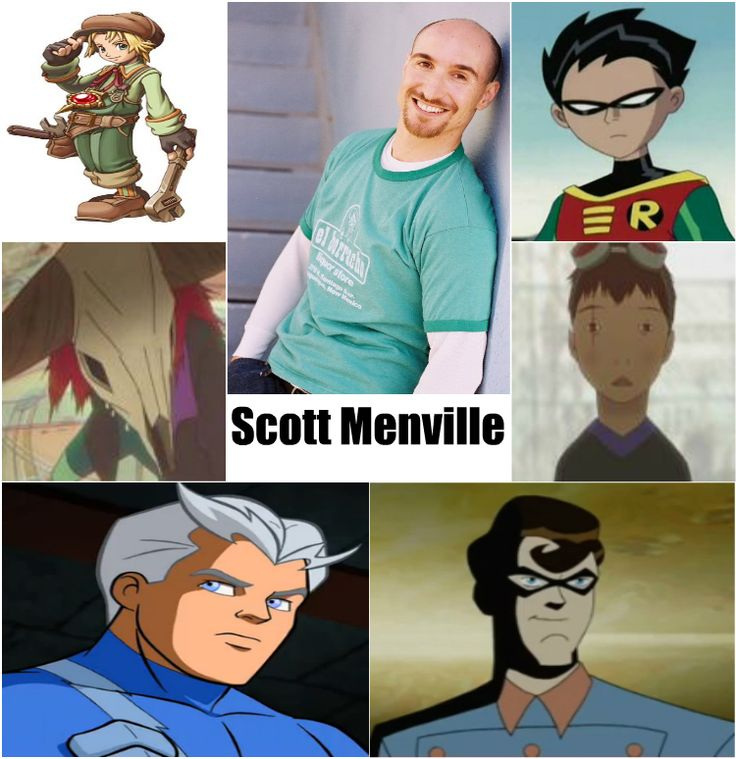 47. Scott Menville by ThaRandomAnchiornis1.deviantart.com on @DeviantArt