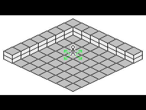 Aligned Diagonally-Isometric