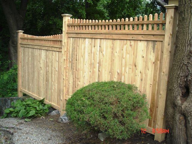 17 Best Images About Fences On Pinterest Vinyls Wood