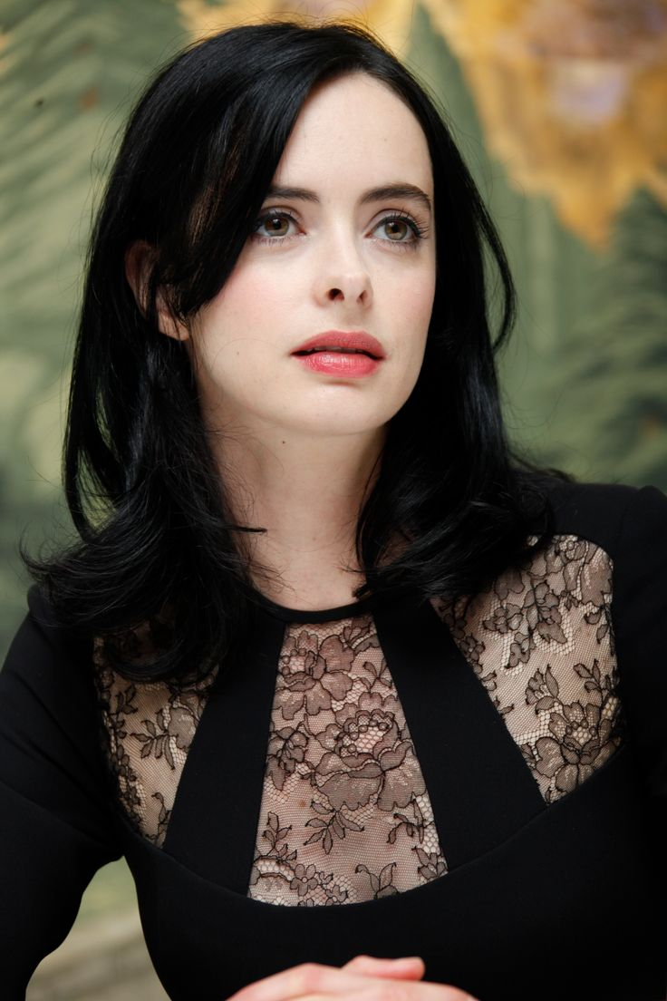 Krysten Ritter at the 'Jessica Jones' Press Conference at The London Hotel on…