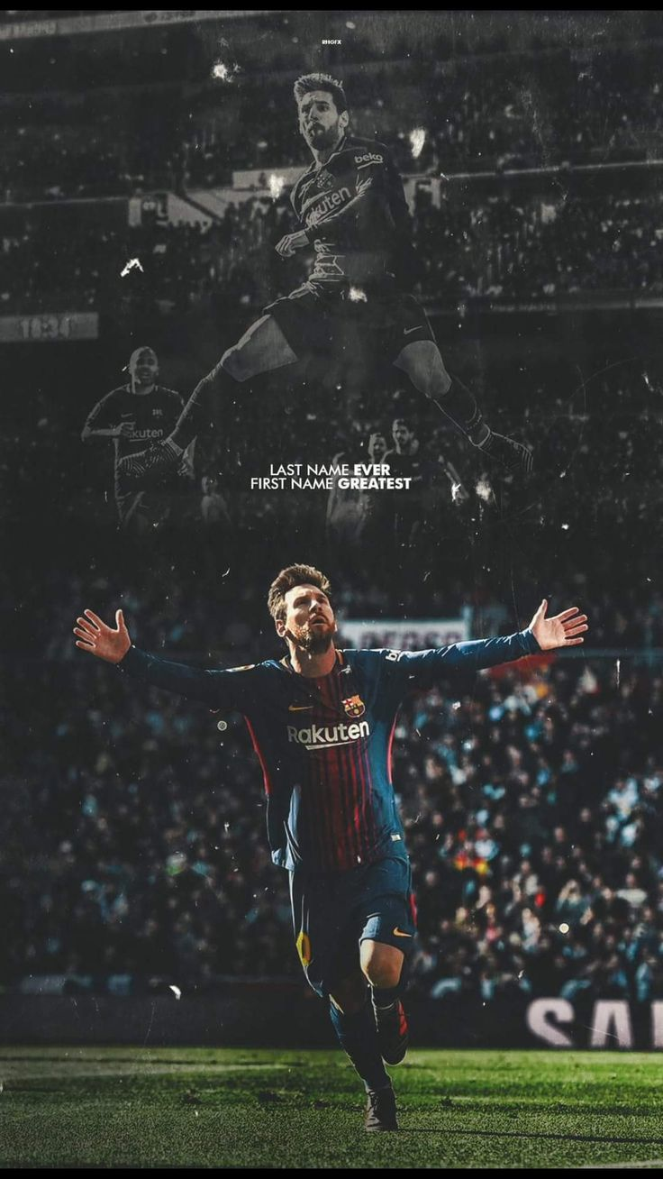 Lionel Messi the greatest of all time FCB FC Barcelona Barça