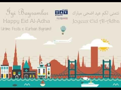 İyi Bayramlar / Happy Eid Al-Adha
