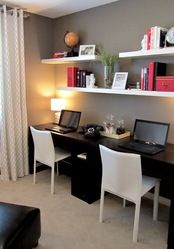 Pin By Melissa Dockery On Home Office | Pinterest | Houzz And Small Space  Office