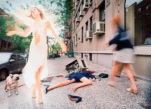 Ascension: What Will You Wear When You're Dead?. David Lachapelle. www.davidlachapelle.com