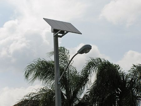 Using Sensors On Solar Street Light Systems Can Reduce Overall Cost By Reducing The Amount Of Energy Required To Lighting All Night
