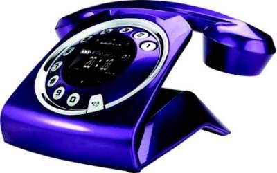 Téléphone sans fil 1 combiné avec répondeur SAGEMCOM SIXTY PRUNE, sur boulanger.com